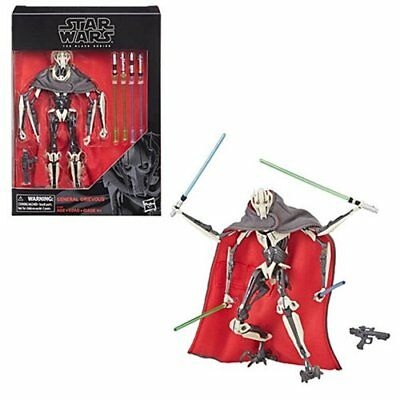 Star Wars | The Black Series | General Grievous | 6-Inch Action Figure