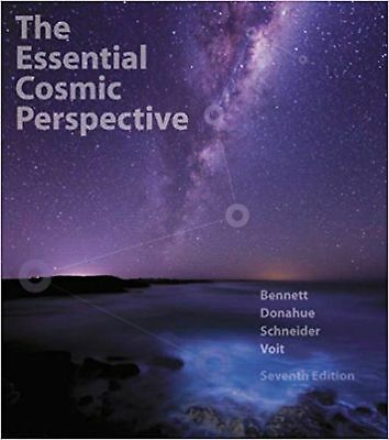 The Essential Cosmic Perspective (7th Edition) - Standalone book [Paperback] ...