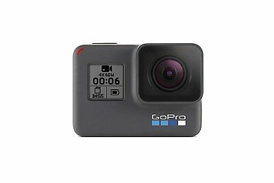 GoPro HERO6 CHDHX-601 Waterproof Action Camera Touch Screen 4K HD Video 12 MP
