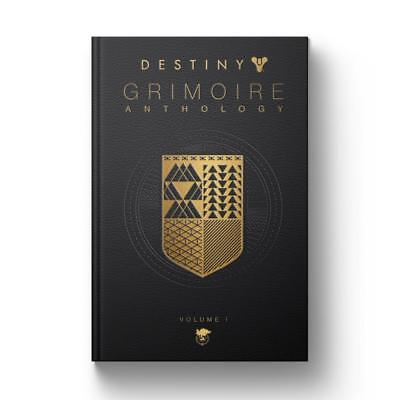 DESTINY GRIMOIRE ANTHOLOGY VOLUME I: DARK MIRROR (no emblem)