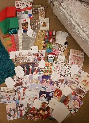 Christmas craft joblot