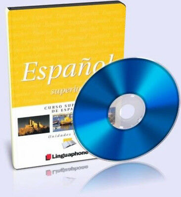 Linguaphone Advanced Spanish - 2nd Stage Course FLUENCY COURSE!