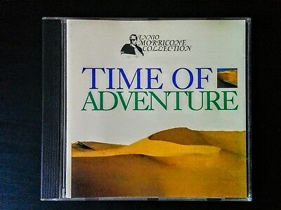 Ennio Morricone, Time of Adventure, Movie & TV Compilation Soundtrack CD