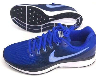 e6137332c56 Nike Air Zoom Pegasus 34 Men s Running Shoes Hyper Royal Blue 880555 409