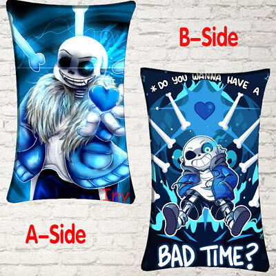 Game Undertale  Dakimakura Bedding Cushion Pillow Case Cover 35CM*55CM #01