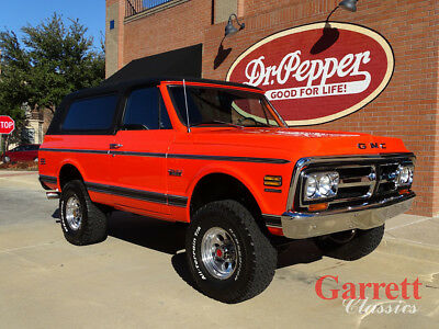 1972 GMC Jimmy  1972 GMC K5 Jimmy 4X4 350ci