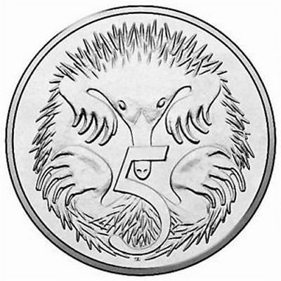 2018 MINT CONDITION 5 CENT COIN - EXTREMELY low circulation around 3.1 million
