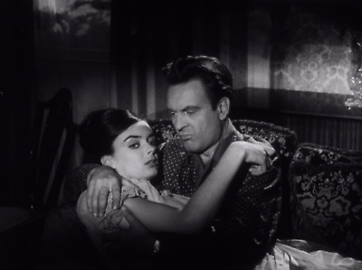 16mm Your Money or Your Wife (1960) Barbara Steele Peggy Cummins (Public Domain)