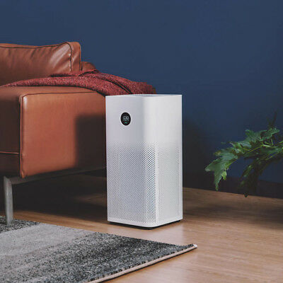 Xiaomi OLED Display Home Smart Air Purifier 2S Smoke Dust Cleaner APP Control