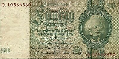 Germany 50 Reichsmark 1929 P-182