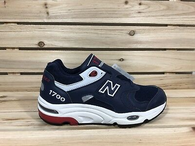 aaaaeac5f12b New Balance 1700 Heritage Navy White Made in USA M1700CME Men s 5    WMN S