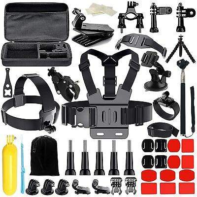Camera Accessories for GoPro Hero 2018 Session/6 5 Hero 4 3+ SJ4000/5000/60 Y6H5