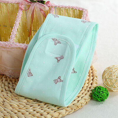 Newborn Belly Button Cover Cotton Stomach Bellyband Wraps Protective Baby Acce