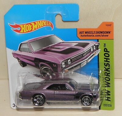 Hot Wheels 2014 Hw Workshop Chevrolet Ss Zamak Werkseitig Versiegelt Modellbau
