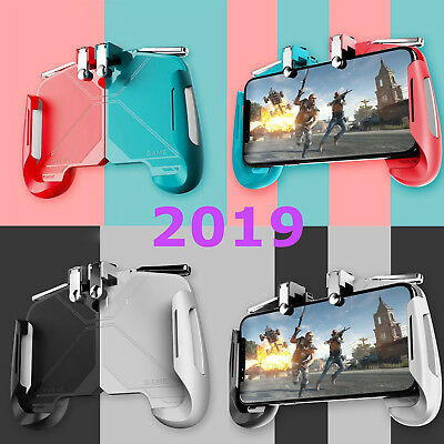 New Colorful AK16 Joystick Gamepad Phone Game Trigger L1R1 Shooter + Fire Button