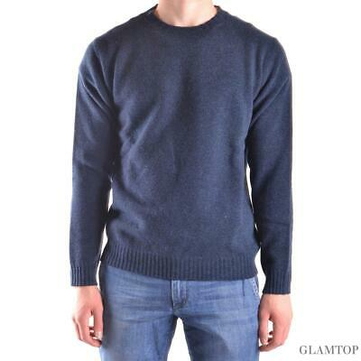b9b4876672aa BC34562 GAZZARRINI MAGLIONE blu uomo men's blue sweater - EUR 71,92 ...
