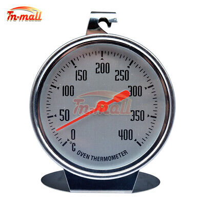 400°C Stainless Steel Oven/Grill Thermometer Cooking BBQ Probe Food Meat Gauge