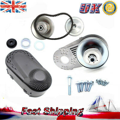 "New 1"" Go Kart Torque Converter 30 Series Automatic Clutch Kit For ATV Karting"