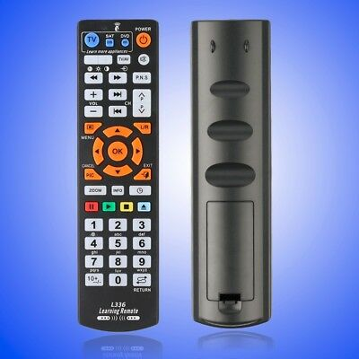 Universal IR Remote Control Controller with Learning Function for TV CBL DVD SAT