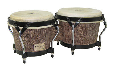 Tycoon Percussion : 7 & 8 1/2 Supremo Select Series Bongos Island Palm Series -