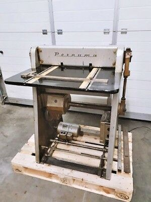 PERNUMA  Perforiermaschine | Perforating machine