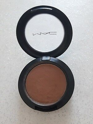 "Mac: "" mid tone sepia "" cream  color  base"