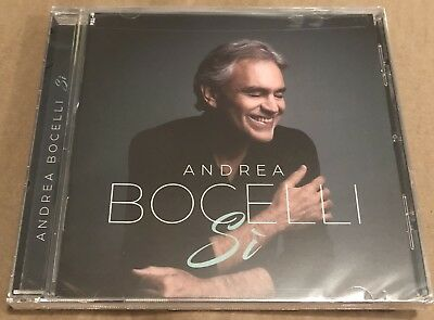 Andrea Bocelli - Si (Brand New CD)