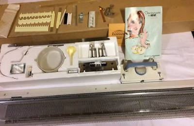 Emprial Knitmaster 100 knitting machine