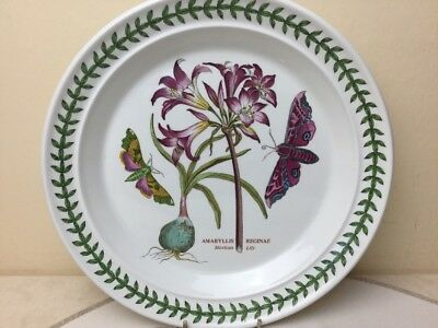Portmeirion Botanic Garden Dinner Plate Mexican Lily Superb Looks Unused 26.50cm
