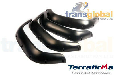 """Extra Wide +2"""" Wheel Arch Kit for Land Rover Defender Terrafirma TF110"""