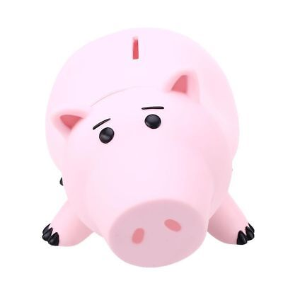 Cute Piggy Bank Money Saving Coin Storage Box Toy Story Hamm Pink Pig Kids Gift