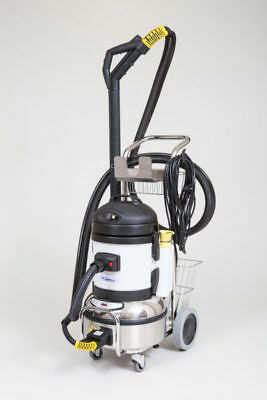 Used Jet Vac Dry Steam Cleaner With Vacuum . Serious offers considered