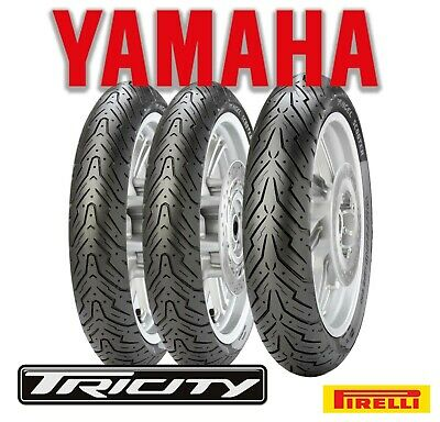 Coppia gomme pneumatici Dunlop Scootsmart 120/70-15  140/70-14  X-MAX 125 -250