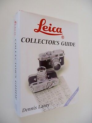 Leica Colector's Guide By Dennis Laney.