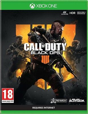 Call of Duty: Black Ops 4 | Xbox One Used