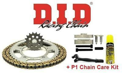 Suzuki GSF1250 N / S  07-15 DID Chain And Sprocket Kit + P1 Kit