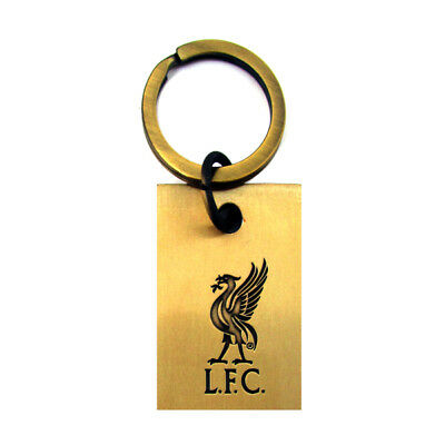 Liverpool FC Official Metal Vintage Style Keyring Brand New