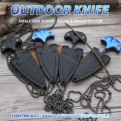 Mini Outdoor Pocket Tools Survival Boot Hunting Camping Dagger Self-defense