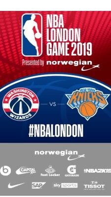 Nba London Game 2019 Tickets