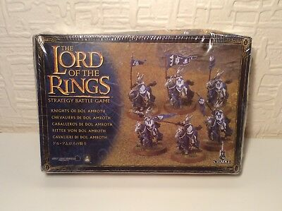 Warhammer Lord Of The Rings - Knights Of Dol Amroth - NEW