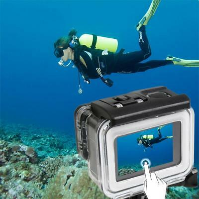 For GoPro Hero 7 Underwater Waterproof Diving Surfing Protective Case Cover