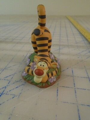 Disney Pooh and Friends Tigger Thanks a big bouncy bunch figurine
