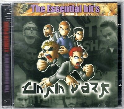 Linkin Park CD The Essential Hit's Brand New Sealed Ultra Rare