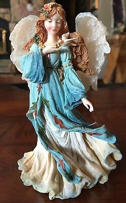 """Boyds Collection Bella Angel Of Kindness 6 1/2"""" Tall #282326"""