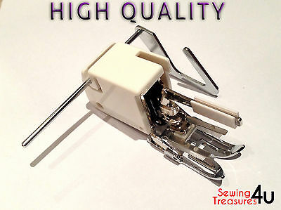 Janome Sewing Machine WALKING FOOT Attachment Even Feed Foot With QUILTING GUIDE