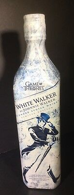 White Walker By Johnnie Walker Game Of Thrones Limited Edition Full