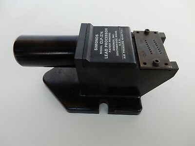 Simonds Clp-274 Lead Processor - Component Lead Trimmer With Dies