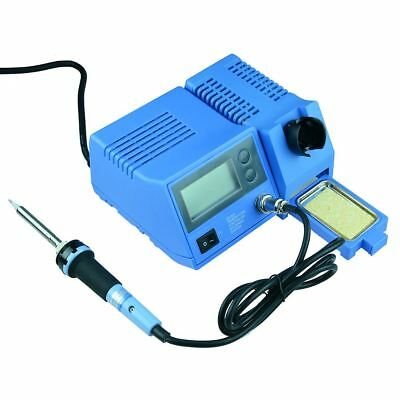 48W Digital Solder Soldering Station Iron Temperature Adjustable ESD Safe UK