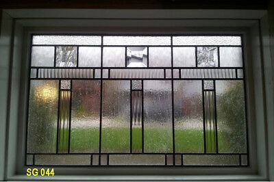 Stunning Lead glass window  SG044