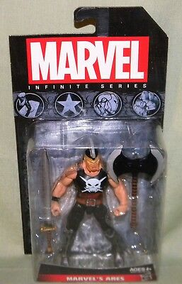 "Marvel Universe MARVEL'S ARES GOD OF WAR Infinite Series 2014  3.75"" Figure"
